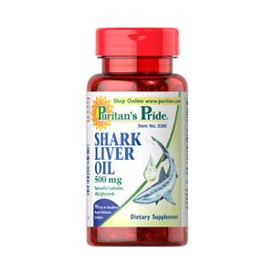 サメ肝油 500mg×90ソフトジェル