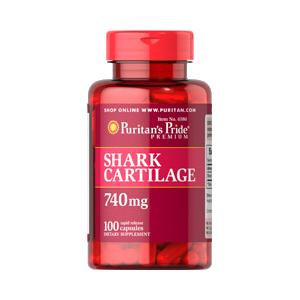 サメの軟骨 740mg×100カプセル