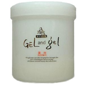 ゲル アンド ゲル クリームトリプルA薬用(医薬部外品)500g